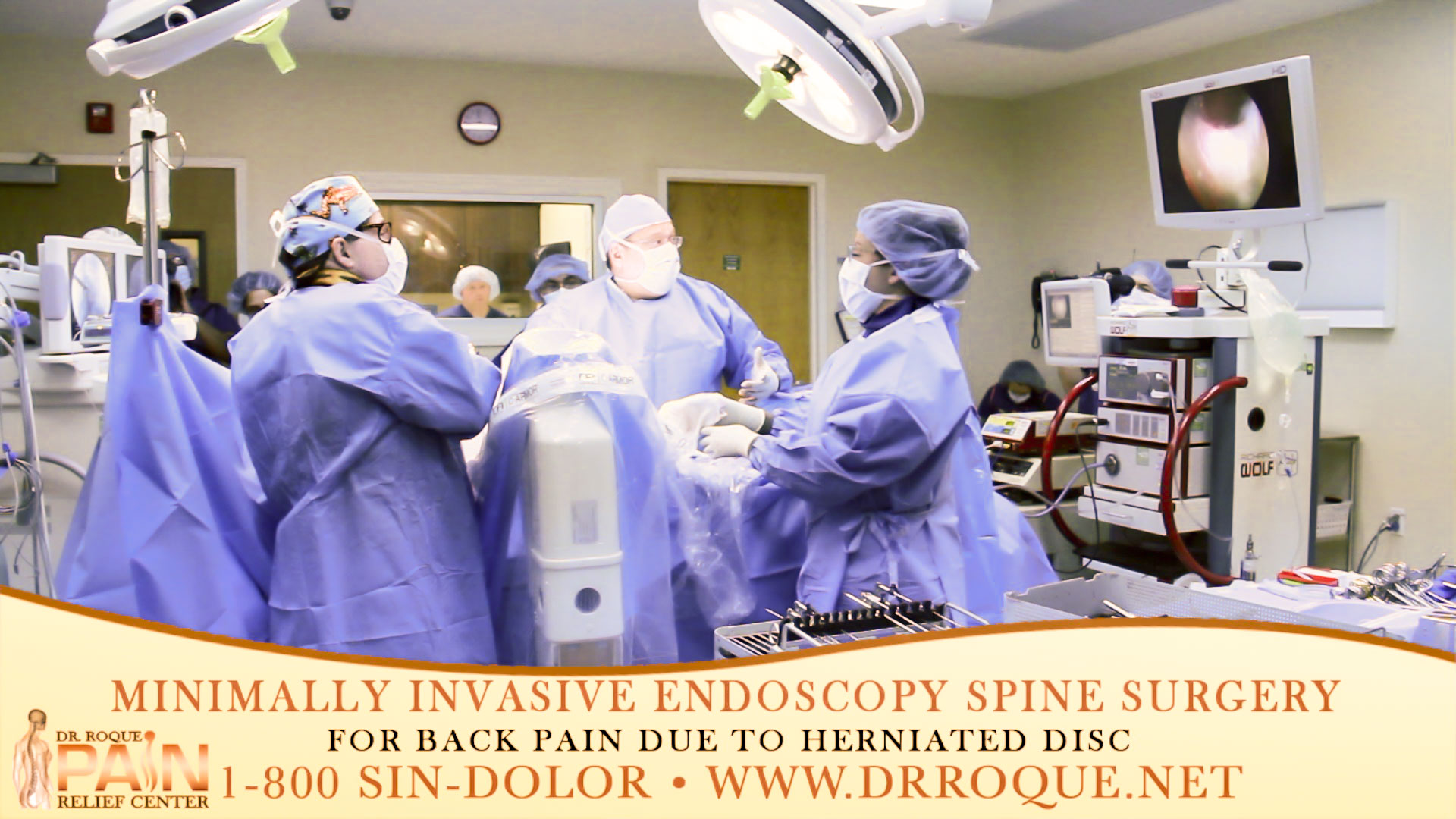 minimally invasive endoscopy surgery11